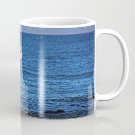 Egret on Caspersen Coffee Mug