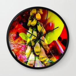 Abstract - perfection 48 Wall Clock