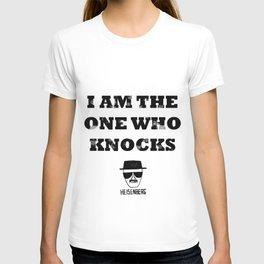 Heisenberg - The One Who Knocks T-shirt