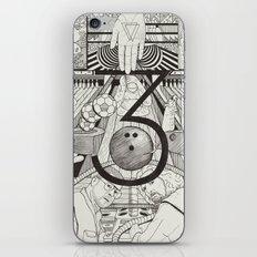 N0.3 iPhone Skin