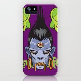 Snakey is Awakey iPhone Case