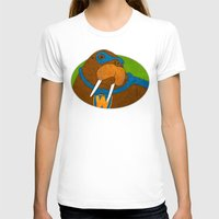 walrus T-shirts featuring Walrus by subpatch