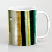 outer space Mugs featuring from outer space by sustici