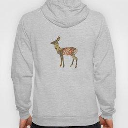 The Deer and the Garden Hoody