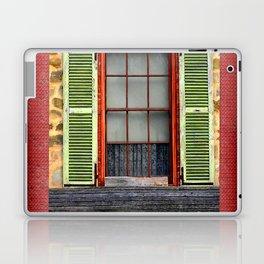 Window Shutters Laptop & iPad Skin