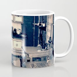 Vintage Cabin Interior Coffee Mug