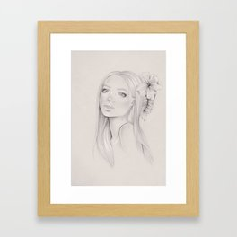 Leilani Framed Art Print