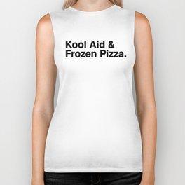 KOOL AID & FROZEN PIZZA Biker Tank