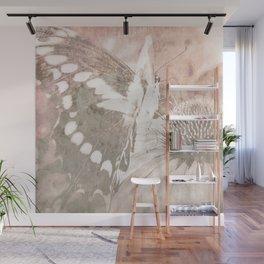 butterfly haze Wall Mural
