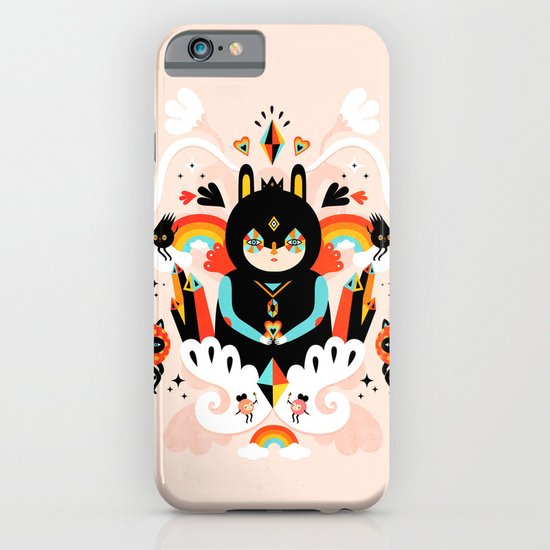 Rainbow Queen iPhone & iPod Case