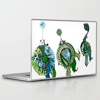 boys Laptop & iPad Skins featuring boys by Colette Buscemi