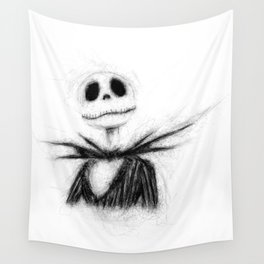 Jack, The Nightmare Before Christmas Wall Tapestry
