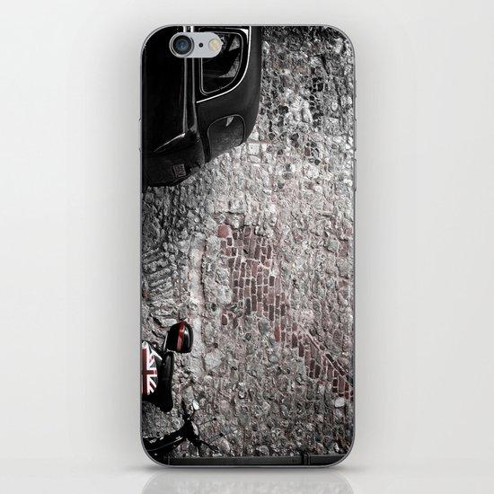 Turns of Travel iPhone & iPod Skin