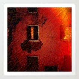 San Polo Home Art Print
