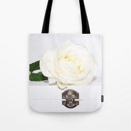 Secret Rose Tote Bag