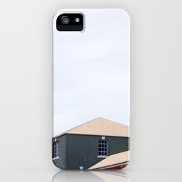 Bahama Rooftops iPhone Case