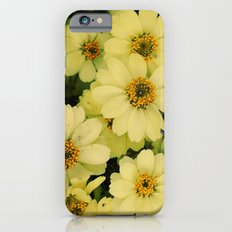 Flower series 04 Slim Case iPhone 6s