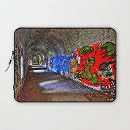 Graffiti Tunnel Laptop Sleeve