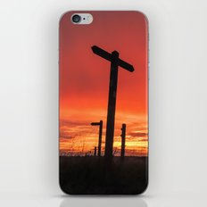 Signs for Sunset iPhone & iPod Skin