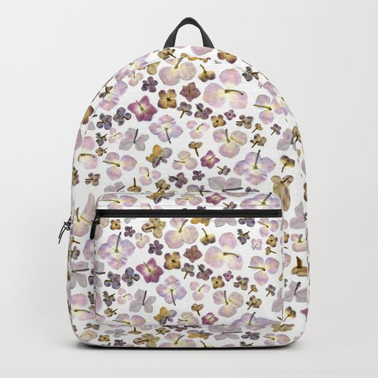 Scattered Hydrangea Backpack