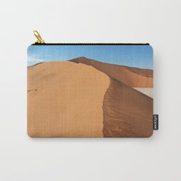 On the dunes of the Namib, Namibia Carry-All Pouch
