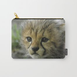 Cheetah20150908 Carry-All Pouch