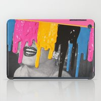 celebrity iPad Cases featuring Celebrity Syrup by Eugenia Loli