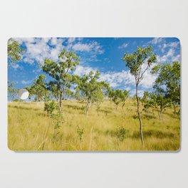 Savannah landscape Cutting Board