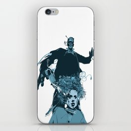 The Frank Connection iPhone Skin