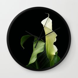 Crazy about callas Wall Clock