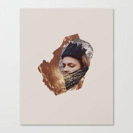Stone Princess Canvas Print
