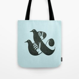 Birds & Bees Tote Bag