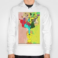 chakra Hoodies featuring Chakra by Omnii