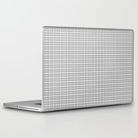 grid Laptop & iPad Skins featuring Grid by Georgiana Paraschiv