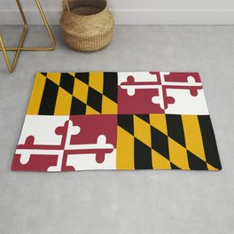 flag of maryland-america,usa,Old Line State,marylander, America in Miniature,Baltimore,Columbia Rug