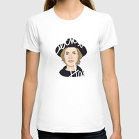 cassia beck T-shirts featuring Beck the Halls by Chelsea Herrick