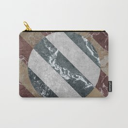 Marble Illusion Carry-All Pouch