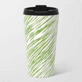 Scratch Greenery - Pantone 2017 Color of the Year Travel Mug