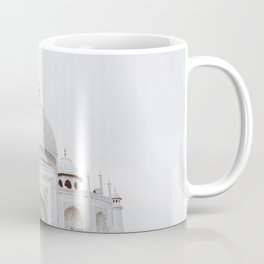taj mahal in agra Coffee Mug