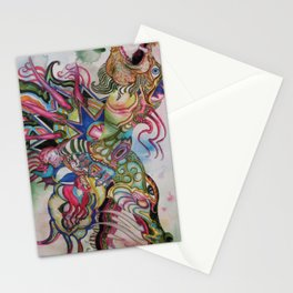 RISE BOVE Stationery Cards