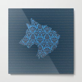Marauders-Moony Metal Print