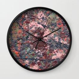 Autumn 07 Wall Clock
