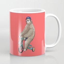 Haters Gonna Hate Sloth Coffee Mug