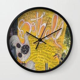 Bothell, Washington Wall Clock
