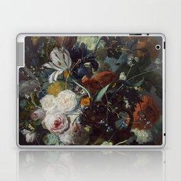 Jan van Huysum Still Life with Flowers and Fruit Laptop & iPad Skin