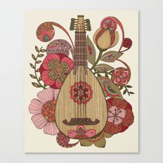 Ever Mandolin  Canvas Print
