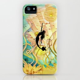 Sea Lore iPhone Case