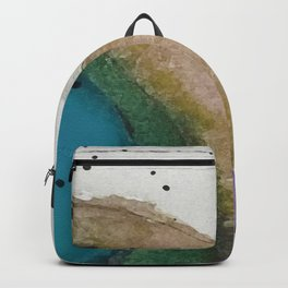 He`s got the Sun and the Moon II Backpack