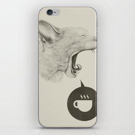 need coffee iPhone Skin