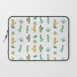 Cactus SERIE - CACTI LOVE Laptop Sleeve